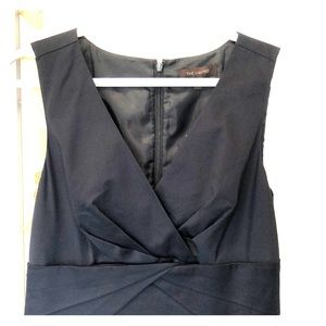 Navy tank dress the limited NWT